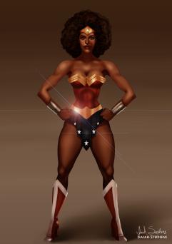 black-wonder-woman